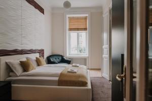 Azure Central Residence, Apartmány  Budapešť - big - 16
