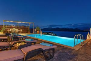 Ionian Heaven Villas, Ville  Nikiana - big - 24