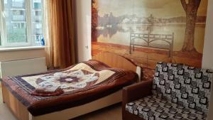 Kvartira v ZhD raione, Апартаменты  Улан-Удэ - big - 7