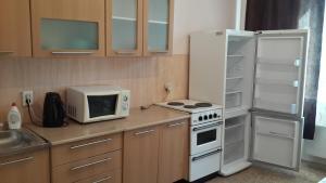 Kvartira v ZhD raione, Апартаменты  Улан-Удэ - big - 9