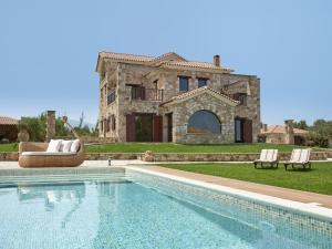 Palazzo Di P, Luxury Villa