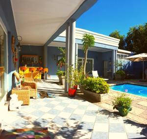 1AA Wilhelmina Luxury Suites, Apartmány  Franschhoek - big - 22