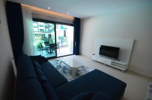 Konak Seaside Resort, Apartmanok  Alanya - big - 22
