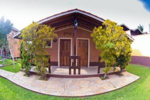 Pousada Villa Da Montanha, Penzióny  São Bento do Sapucaí - big - 27