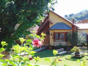 Pousada Villa Da Montanha, Penzióny  São Bento do Sapucaí - big - 17