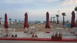 Casa vista a mare, Apartments  Durrës - big - 4