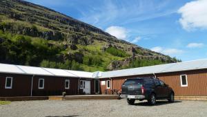 Guesthouse Fljótsdalsgrund, Гостевые дома  Valþjófsstaður - big - 13