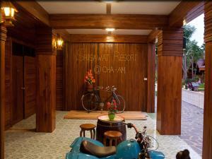 Srisawat Resort, Üdülőközpontok  Csaam - big - 14