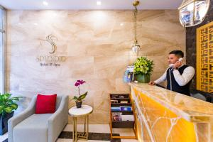 Splendid Hotel & Spa, Hotely  Hanoj - big - 55