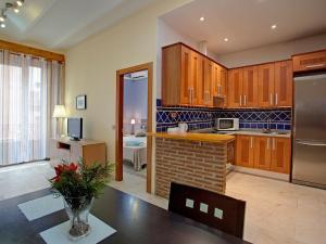 Santa Ana Apartamentos, Ferienwohnungen  Madrid - big - 17