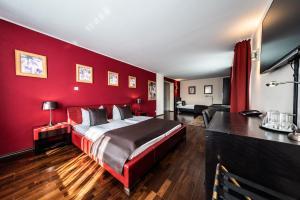 Mauritius Hotel & Therme, Отели  Кельн - big - 48