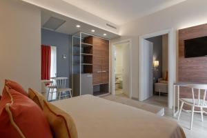 Hotel Victoria, Отели  Бибионе - big - 11