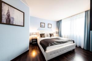 Mauritius Hotel & Therme, Отели  Кельн - big - 64