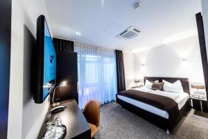 Mauritius Hotel & Therme, Отели  Кельн - big - 55