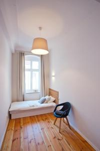 Single bedroom in the city center