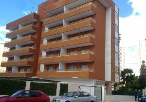 Apartamentos Ocaña, Apartments  Cala de Finestrat - big - 31