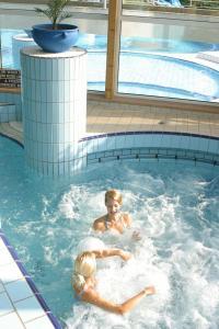Danubius Health Spa Resort Aqua All Inclusive, Rezorty  Hévíz - big - 39