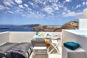 Alti Santorini Suites, Villas  Megalokhori - big - 97