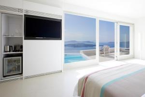 Alti Santorini Suites, Villas  Megalokhori - big - 107