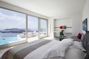 Alti Santorini Suites, Villas  Megalokhori - big - 111