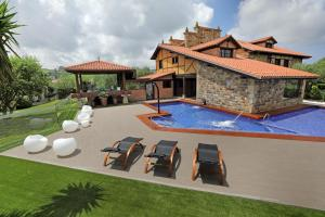 Posada Spa San Marcos, Inns  Santillana del Mar - big - 44