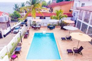 Hotel Barmoi, Hotels  Freetown - big - 51