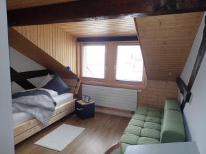 Hotel Furka, Penziony – hostince  Oberwald - big - 39