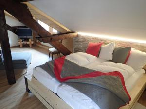 Hotel Furka, Penziony – hostince  Oberwald - big - 41