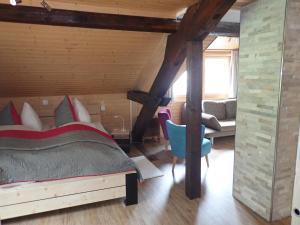 Hotel Furka, Penziony – hostince  Oberwald - big - 45