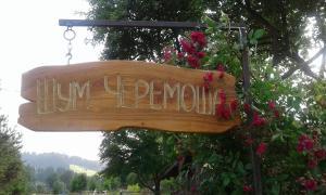 Shum Cheremosha, Pensionen  Verkhovyna - big - 44