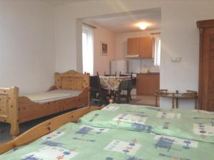 Villa Garibaldi, Penziony  Český Krumlov - big - 46