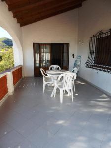 Villa Amistad, Villák  Orba - big - 22