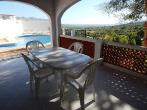 Villa Amistad, Villas  Orba - big - 23