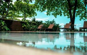 Flat Pitanga, Privatzimmer  Camburi - big - 44