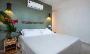 Flat Pitanga, Privatzimmer  Camburi - big - 33