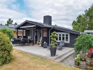 Holiday home Ålykke Juelsminde I Denmark, Дома для отпуска  Sønderby - big - 12