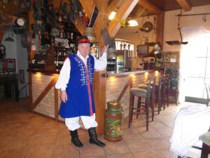 Hotel-Restauracja Spichlerz, Hotely  Stargard - big - 23