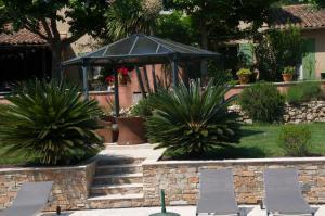 Bastide de l'Avelan, Отели типа «постель и завтрак»  Гримо - big - 65