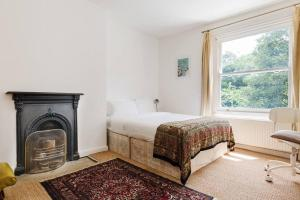 Splendid 3 Bed, 2 Bath apt in East London, Apartmanok  London - big - 23