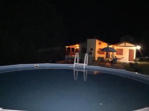 Pousada Seriema e Camping, Affittacamere  Cunha - big - 36