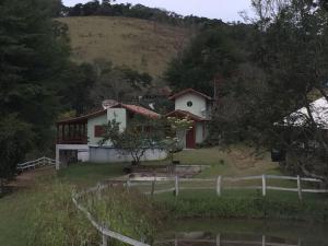 Pousada Seriema e Camping, Affittacamere  Cunha - big - 72