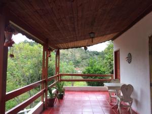 Pousada Seriema e Camping, Affittacamere  Cunha - big - 29