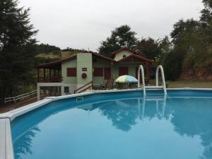 Pousada Seriema e Camping, Affittacamere  Cunha - big - 37