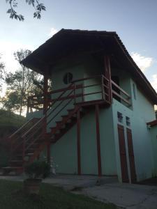 Pousada Seriema e Camping, Affittacamere  Cunha - big - 32
