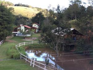 Pousada Seriema e Camping, Affittacamere  Cunha - big - 81