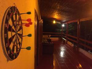 Pousada Seriema e Camping, Affittacamere  Cunha - big - 84