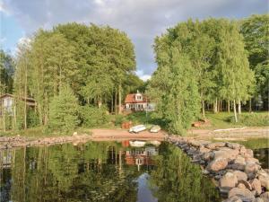 Holiday home Bokholmen Ljungby, Ferienhäuser  Norra Rataryd - big - 17