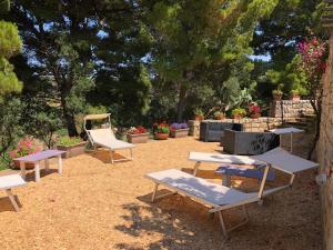Villa Mariza, Vily  Scopello - big - 6