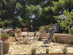 Villa Mariza, Villen  Scopello - big - 8
