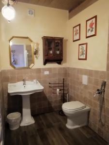 Alle Vignole, Bed and Breakfasts  Coreglia Antelminelli - big - 9